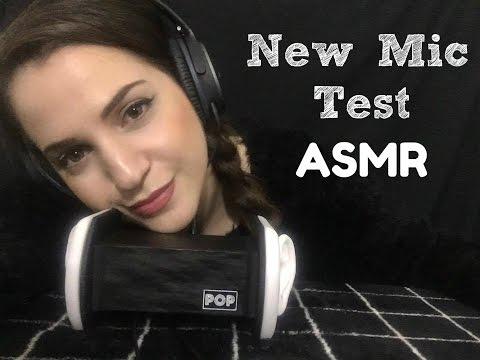 ◔ ASMR DuoPop Microphone Testing ◕