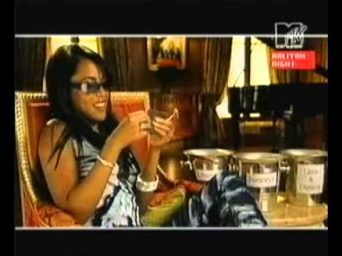 Aaliyah MTV Stripped [24 min Interview], Great Interview! Aaliyah talks about her Nicknames, Music, Embarassing Moments, Rumors, and a lot of other things. Enjoy!!!!!!! Copyrights are not mine.