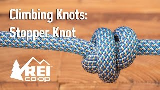 Rock Climbing: How to Tie a Stopper Knot