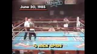 Young Mike Tyson Classic And Rare Mike Tyson Knockouts