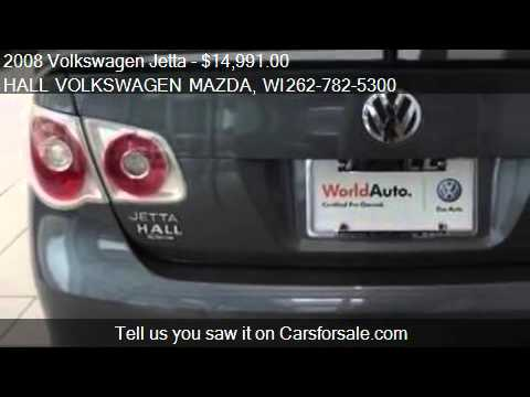 2008 Volkswagen Jetta Wolsburg Edition Sedan - for sale in B