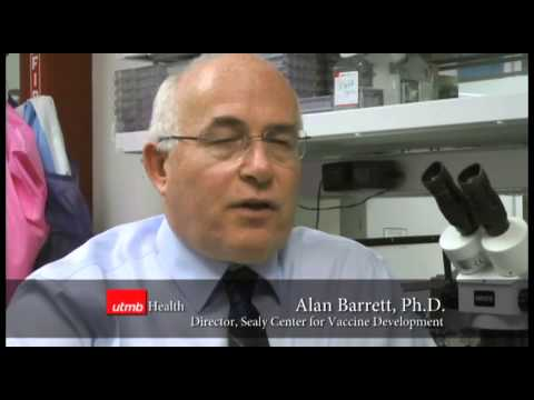 21st Century Vaccines:  UTMB's Sealy Center for Vaccine Development