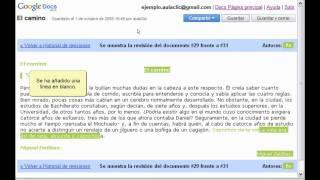 Curso de Google Docs. Parte 21
