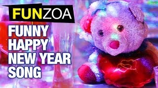 Happy New Year To You-Funny New Year Song 2014