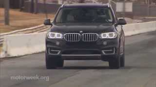 MotorWeek Road Test: 2014 BMW X5