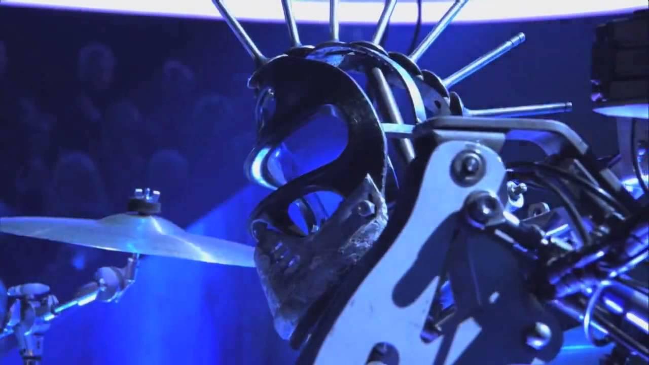 Compressor Head : les robots qui font de la musique