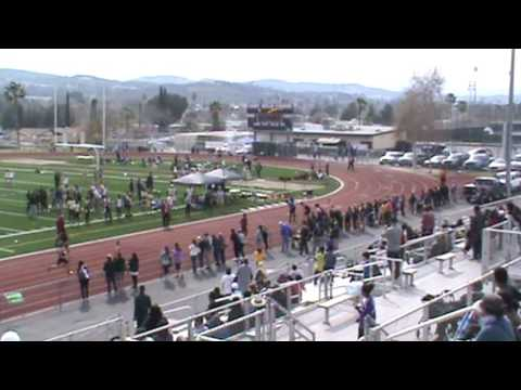 SCV Invitational: Boys 4 x 200