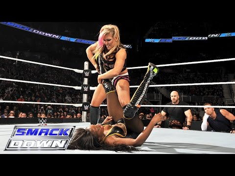 Naomi vs. Natalya: SmackDown, February 26, 2015