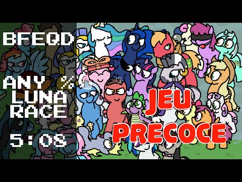 Jeu Précoce: Banned From Equestria Daily