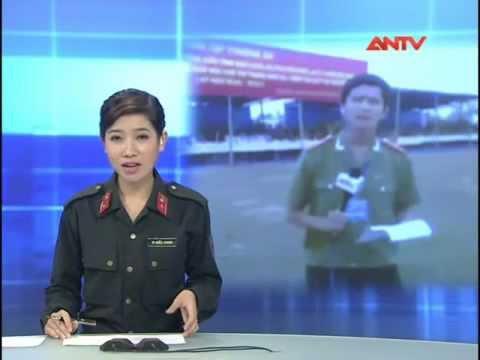Diễn tập chống bạo loạn, khủng bố tại Điện Biên
