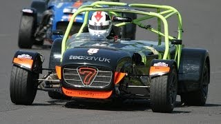 Caterham CSR. Grahame Tilley. June 2012.