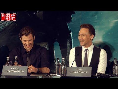 Thor The Dark World - Chris Hemsworth, Tom Hiddleston, Natalie Portman, Christopher Eccleston