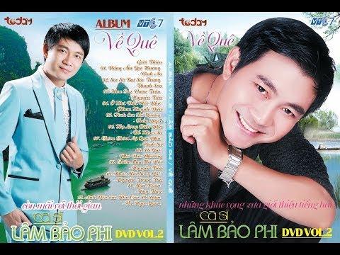 Singer Lam Bao Phi - Gioi thieu Album Ve que TodayTV VTC7!