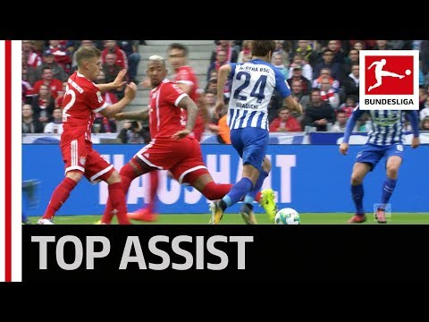 Assist Of The Matchday – Haraguchi Fools Boateng, Hummels And Co.