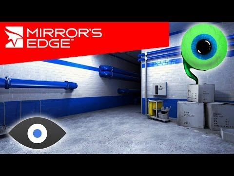 MIRROR'S EDGE with the OCULUS RIFT | SO MUCH RAGE
