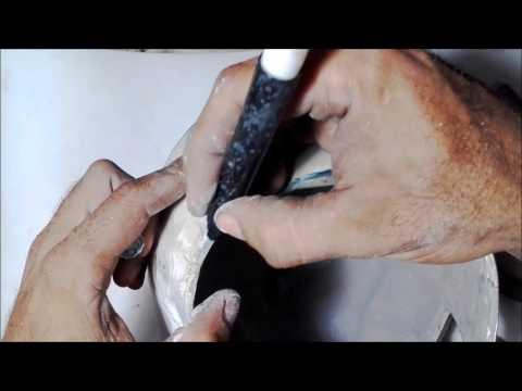 How do you make a POWER RANGER helmet - DIY - part 17