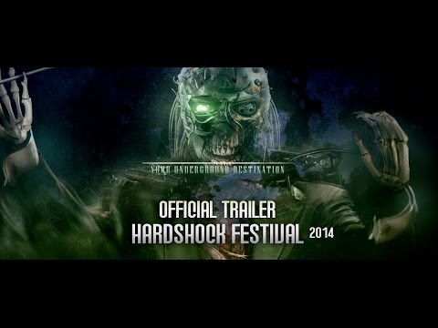 Official Trailer Hardshock Festival 2014