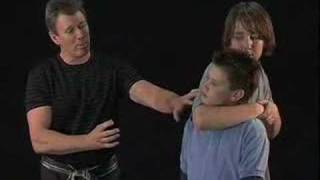 Bully 911 How To Defend Against A Rear Choke Lessons