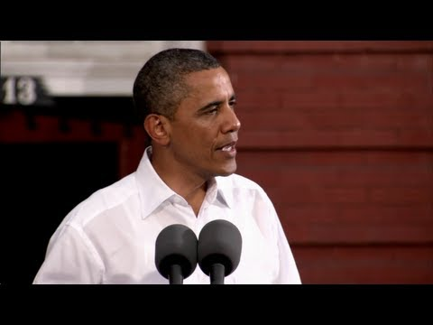 """I Believe"" - Obama for America TV Ad"
