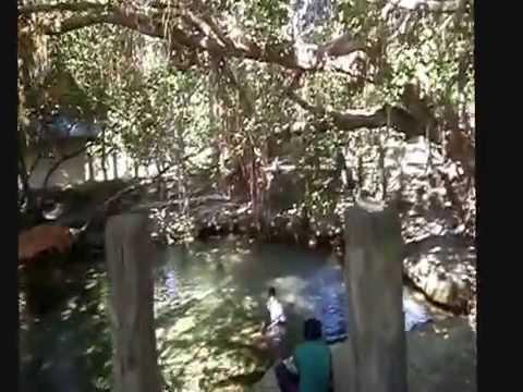 Mengeruda Hot Spring, Bajawa, Middle Flores