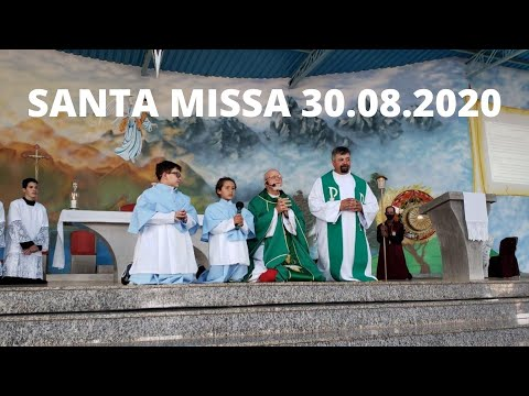 Santa Missa | 30.08.2020 | Domingo | Padre José Sometti | ANSPAZ