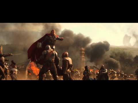 Thor 2: Thế Giới Bóng Tối (3D Atmos) - Phim Clip - Trong Tầm Kiểm Soát