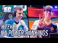 Echo Fox and C9 Separate From the Pack NA LCS Week 5 Power Rankings LoL esports