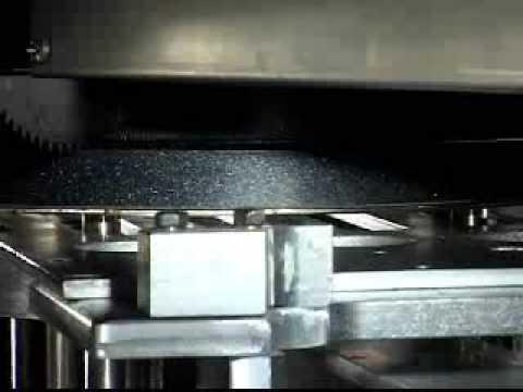 Máquina de fazer Pizza