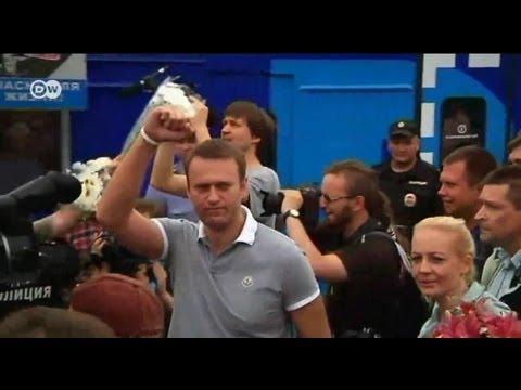 Политика нового поколения. Навальный.