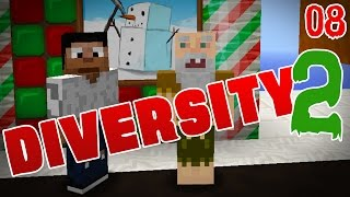 "Minecraft Adventure Map: Diversity 2! Ep 08 - ""Music Disc Labyrinth!!!"""