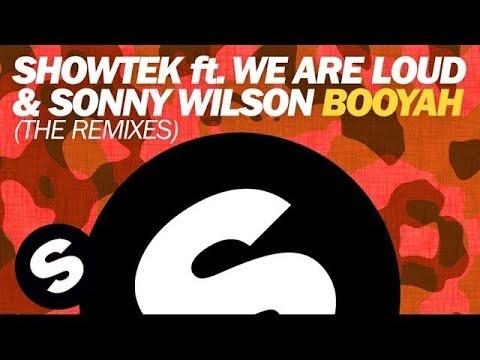 Showtek ft. We Are Loud & Sonny Wilson - Booyah (Lucky Date Remix)