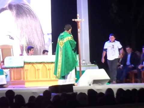 Missa de 7º dia de Cristiano Araújo e Allana Moraes- Homília - Pe. Marcos Rogério - Goiânia