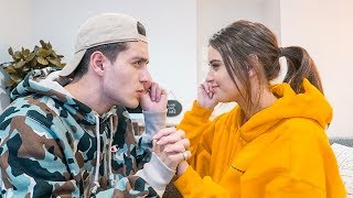 IS OUR CONNECTION REAL?! TELEPATHY CHALLENGE