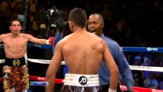 Danny Garcia Vs Amir Khan 2012 Highlights