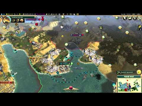 Civilization V Daily #1: Morocco - Part 42