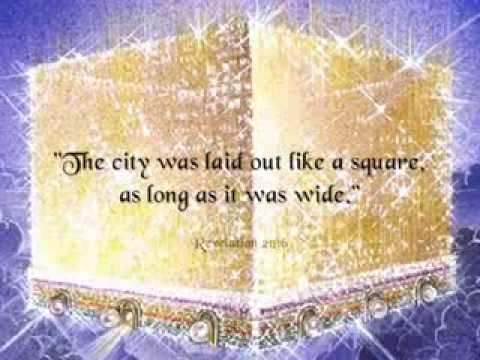 The New Jerusalem Holy City Of God Amp Grand Capital Of