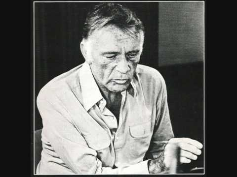Richard Burton reads Dylan Thomas - from 'Under Milk Wood': Rev. Eli Jenkins' poem