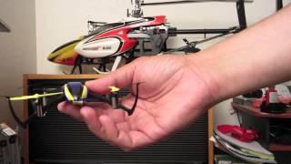 Blade Nano QX Overview