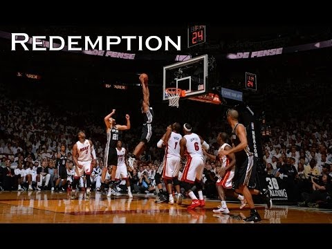 Redemption: A Look Back on the 2014 NBA Finals