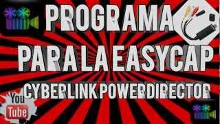 El Mejor Programa Para Grabar Con Una Easycap (64BITS