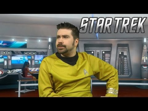 Star Trek Angry Review