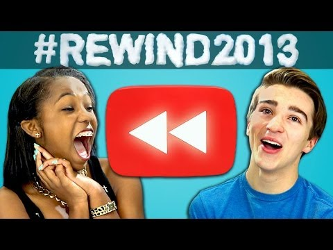 Teens React to YouTube Rewind: What Does 2013 Say?,
