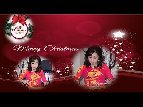 Merry Christmas -Đàn Tranh -Diệu Mai