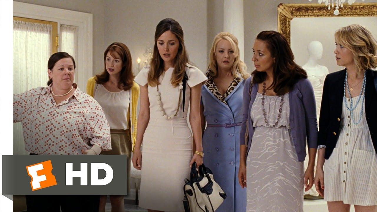 Bridesmaids Official Trailer #1 - (2011) HD - YouTube