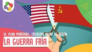 Plan Marshall y construcción del muro de Berlín