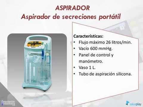 ASPIRADORES SANITARIOS