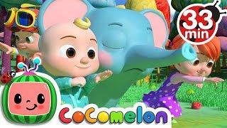 Animal Dance | +More Nursery Rhymes - Cocomelon (ABCkidTV)