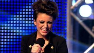 Cher Lloyd's X Factor Audition (Full Version) Itv.com