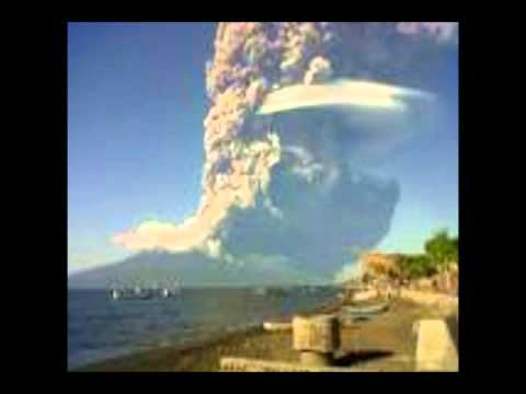 Massive Eruption has occurred  at the Sangeang Api Volcano 31/05/2014