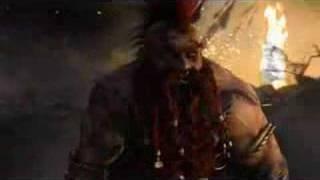 Первый трейлер / Видео Warhammer Online